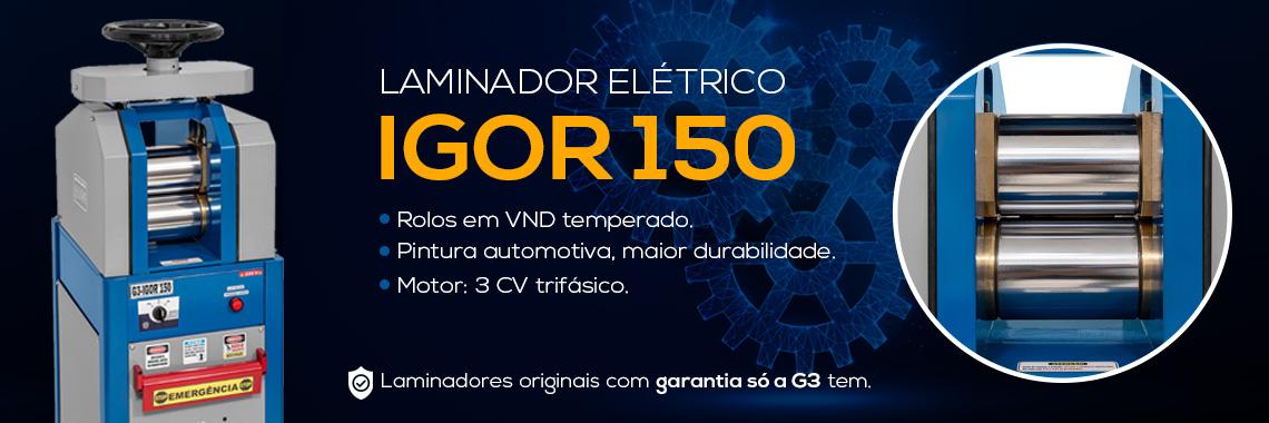 Laminadores Elétricos G3